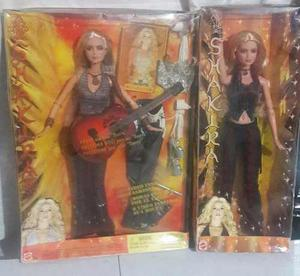 Barbie Shakira  Set