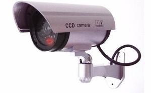 Camara Falsa Inalambrica Seguridad Vigilancia Ahuyenta Dumm