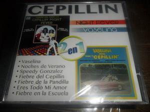 Cd Cepillin Vaselina Nuevo