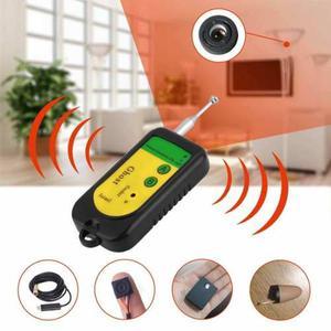 Detector De: Camara Espia Rastreador Gps Rf Celular G-v181
