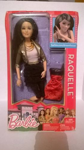 Fashion Toys Barbie Raquelle Dream House De Coleccion