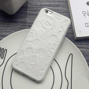 Funda Mickey Mouse Iphone 6/6s 6/6 Plus 7/7 Plus 5/5s