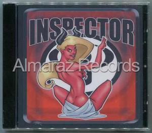 Inspector Alma En Fuego Cd