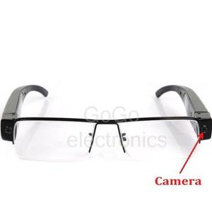 Lentes Con Camara Espia Dvr Full Hd p Max64gb Super Slim