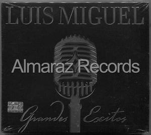 Luis Miguel Grandes Exitos 2cd