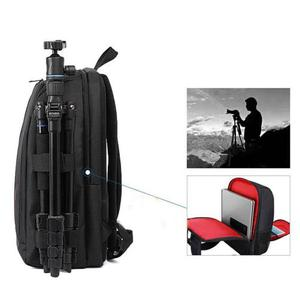 Mochila Back Pack Para Camara Reflex Dlsr Y Laptop