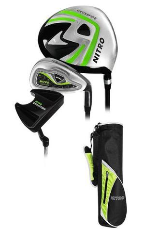 Palos De Golf Junior Set 8