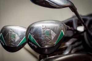 Palos De Golf Set Completo 12 Palos