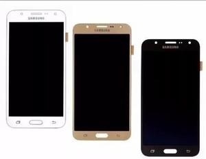 Pantalla Lcd Touch Samsung J7 J700 Ajusta Brillo Mas Regalo