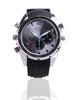 Redlemon Reloj Camara Espia 8 Gb Waterproof Vision Nocturna