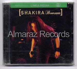 Shakira Mtv Unplugged Cd