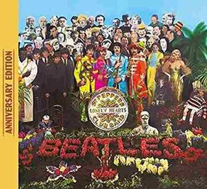 The Beatles Peppers Lonely Hearts Club Band Disco Cd