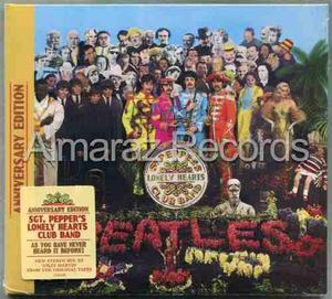 The Beatles Sgt. Pepper's Lonely Hearts Club Anniversary Cd