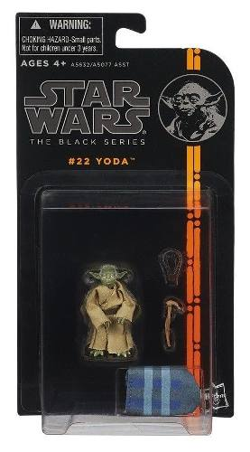 #22 Yoda Star Wars Black Series 3 3/4