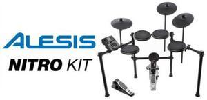 Alesis Nitro-kit Batería Eléctrica Envío Gratis