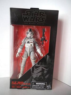 At-at Driver Star Wars Black Series Hasbro