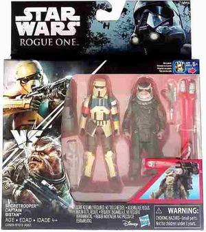 Bistan Y Shoretrooper Captain Rogue One Star Wars 3.75