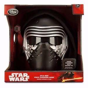 Casco Eletronico Kylo Ren Star Wars Disney Store