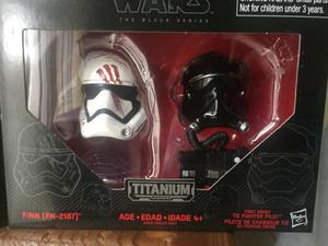 Cascos Titanium De Star Wars