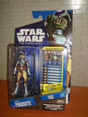 Cato Parasitti Star Wars Clone Wars
