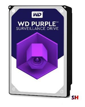 Disco Duro 1tb Wd Purple Wd10purz Especial Para Cctv Hd