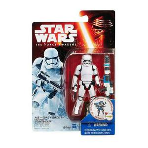 Figura De Accion First Order Stormtrooper De Star Wars