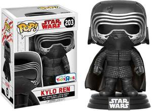 Funko Pop Star Wars Last Jedi Kylo Ren 203 Exclusivo Toysrus