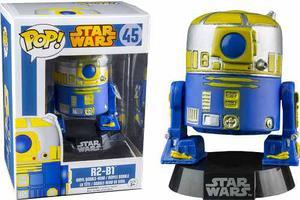 Funko Pop Star Wars R2-b1 Vinyl R2-d2 Droid Exclusivo Jedi