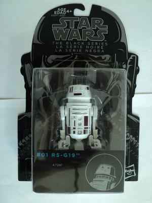 Hasbro Black Series Star Wars R5 G19 Env Grat