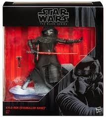 Hasbro Star Wars Black Series Kylo Ren Env Grat