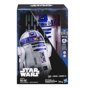 Hasbro Star Wars R2d2 Smart Inteligente Bluetooth