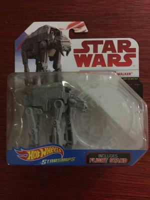 Heavy Assault Walker Star Wars Hot Wheels Nuevo Sellado Orig