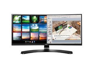 Lg Monitor Led 29 Ultra Wide Curvo Full Uhd 2k 29uc88-b