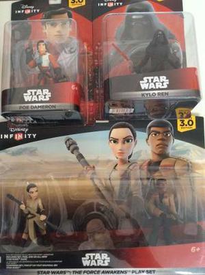 Lote De Star Wars - Disney Infinity 3.0 Edition