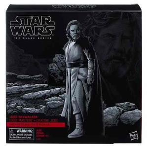 Luke Skywalker Last Jedi Master Black Series Ahch-to Island