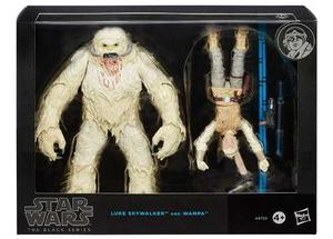 Luke Skywalker & Wampa Star Wars Black Series Nuevo Sellado