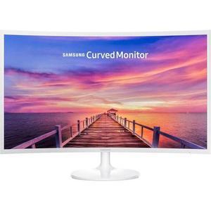 Monitor Led Curvo Samsung 32in, Full Hd, Hdmi, Display Port