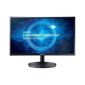 Monitor Led Gamer Curvo Samsung 24'' Fullhd 144hz Hdmi Negro