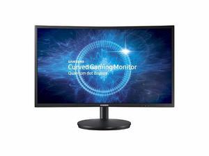 Monitor Samsung 24 Curvo Gamer Lc24fg70fqlxzx 1ms Full Hd