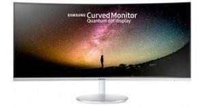 Monitor Samsung Led Curvo 34 Gamer Ultrawide Quad