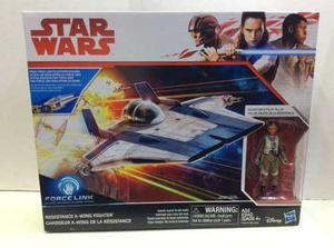 Nave De Star Wars Resistance A-wing Fighter De Hasbro