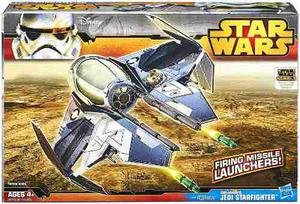 Nave Star Wars Rebels Obi Wan Jedi Starfighter Nuevo + Envio