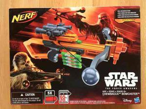 Nerf Ballesta De Chewbacca Star Wars Bowcaster Nueva