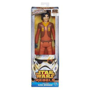 Oferta Ezra Bridger Figura Articulada 30cm Star Wars Rebels