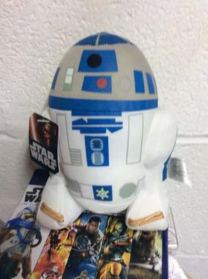 Peluche R2 D2 De Star Wars Exclusivos De Disney
