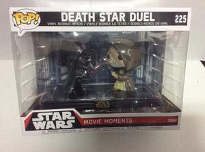 Pop Funko Exclusivo De Star Wars Death Star Duel