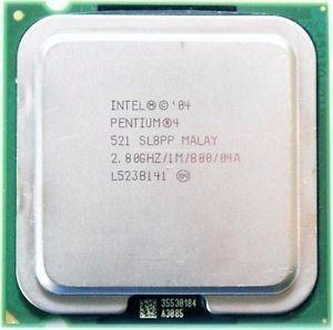 Procesador Pentium 4, 2.8 Ghz Socket 775