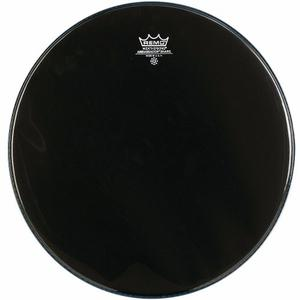 Remo Sa--es Parche Remo Black Suede Snare Side A.14