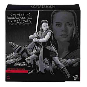 Rey Entrenamiento Jedi The Black Series Star Wars Envio Grat