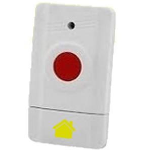 Sensor Boton De Panico Inalambrico Para Alarma Gsm Con Pilas